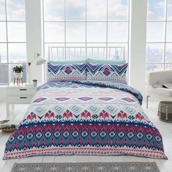 Dakota Duvet Cover Bright