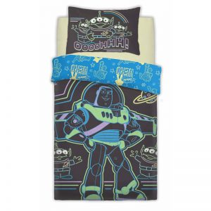 Toy Story Intergalactic Single Duvet Cover