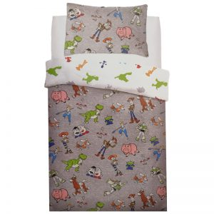 Toy Story 4 Toys Are Back In Town Single Duvet Cover