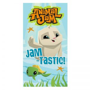 Toalla Jamtastic Animal Jam