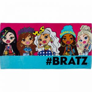 Bratz Hashtag Cotton Towel