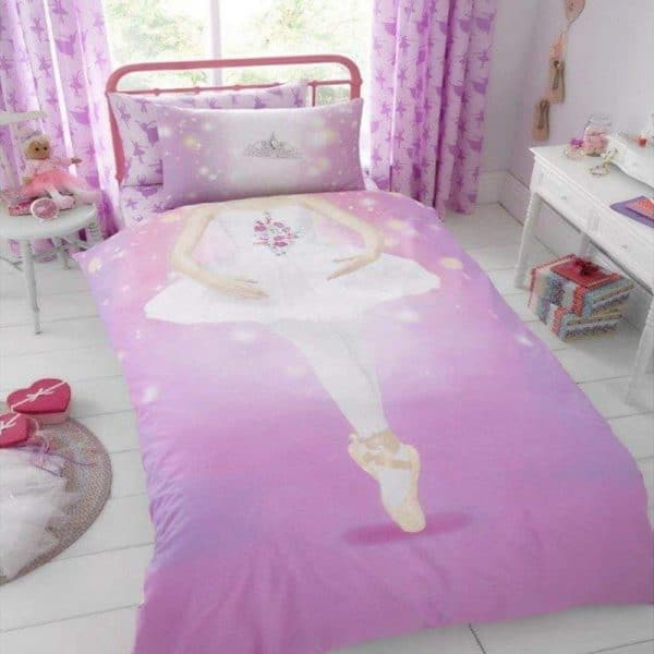 GC Young Uns Ballerina Single Duvet Cover