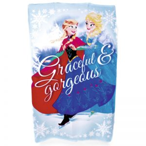 Disney Frozen Graceful And Gorgeous Fleece Blanket