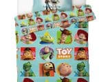 Disney Toy Story 4 Patch Single Duvet Cover